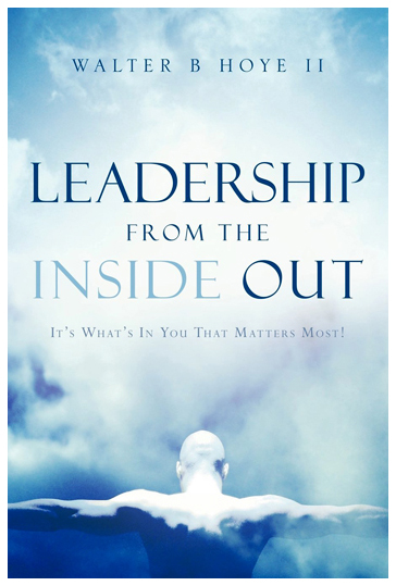 Leadership From The Inside Out Book Cover